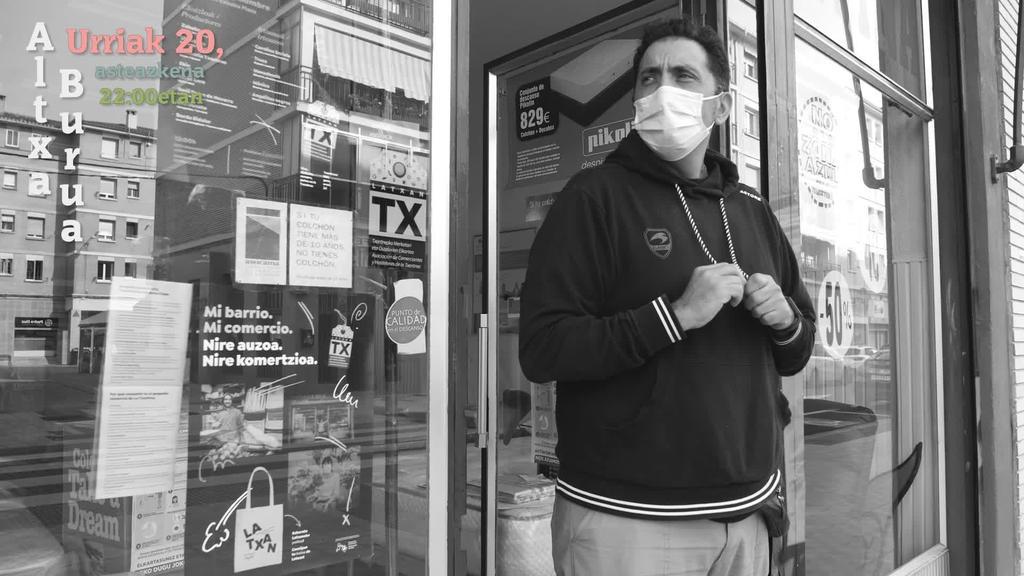 Aurrerapena | Pandemiaren egoera ekonomikoak hizpide