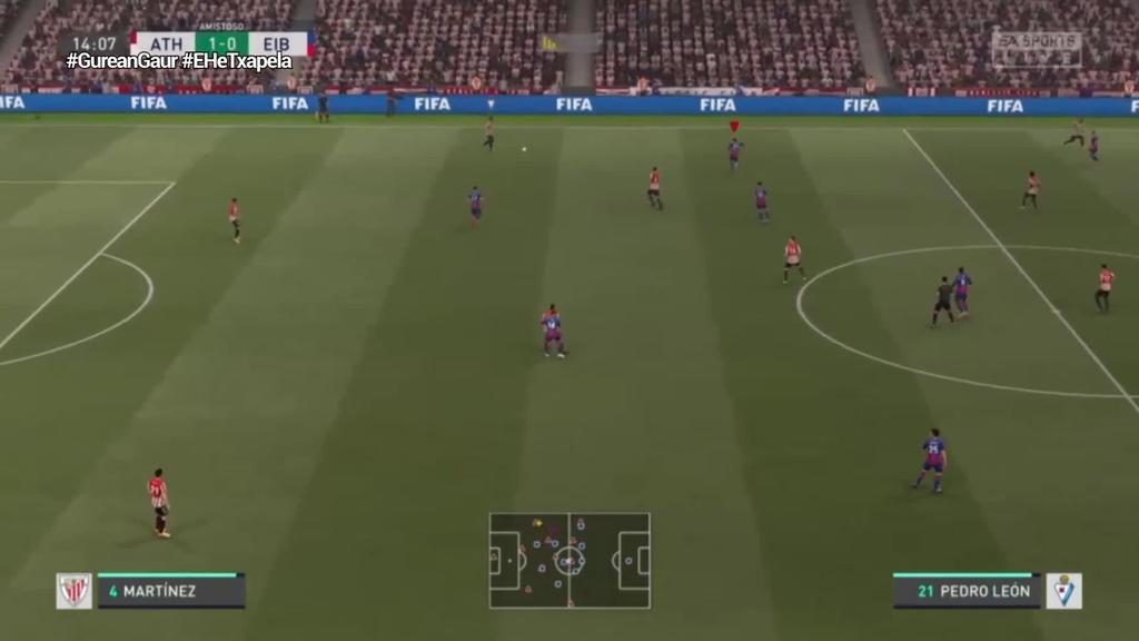 Eman izena Euskal Herria eTxapela FIFA21 txapelketan!