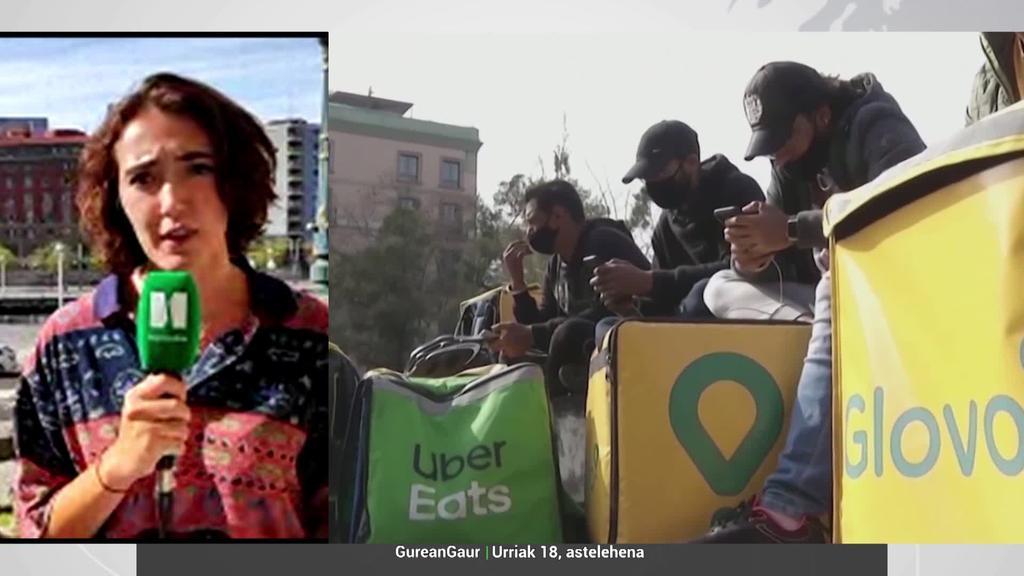 Aiara de Urreta: 'EAEn bost pertsonatik bat dago pobrezia arriskuan'