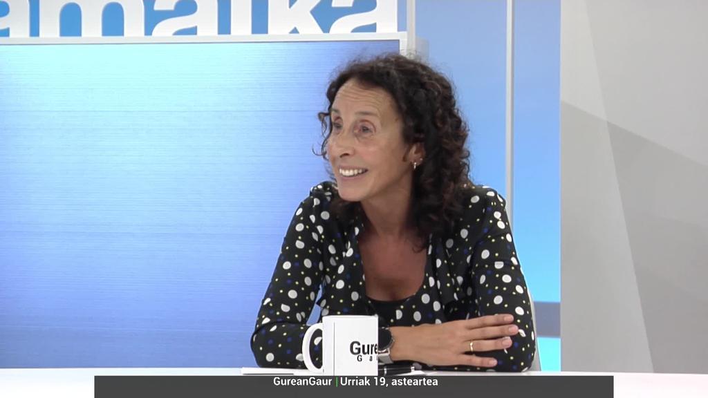 Leire Bilbao: 'Innobasquen lehentasuna da enpresa txikiei berrikuntzarako laguntza eskaintzea'