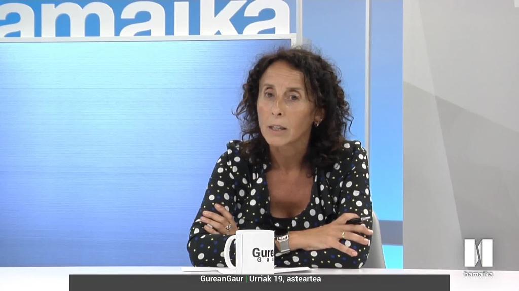Leire Bilbao, Innobasque: 'Berrikuntzaren arloan epe luzera begiratu behar dugu'