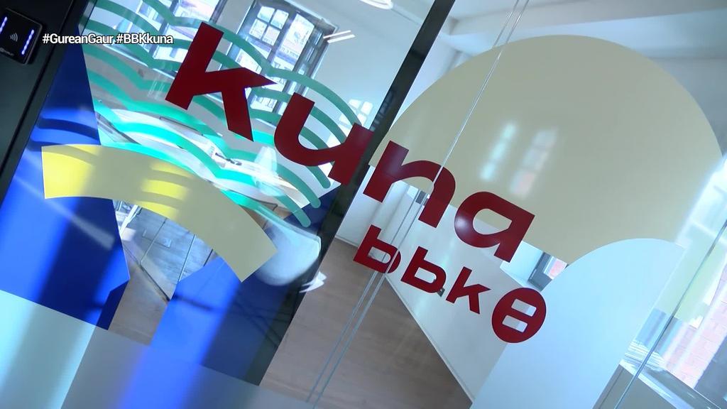 BBK Kuna, Garapen Jasangarrirako Helburuen etxea, inauguratu du BBKk Bilbon