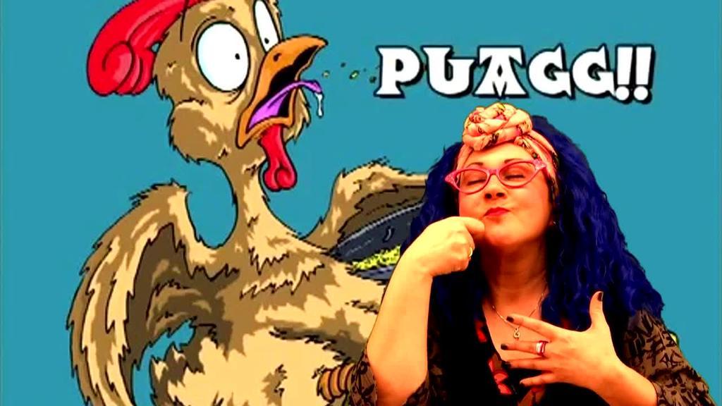 Puagg!!  |  Nola margotu